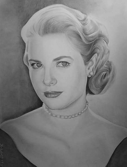 Grace Kelly por Muriel.b
